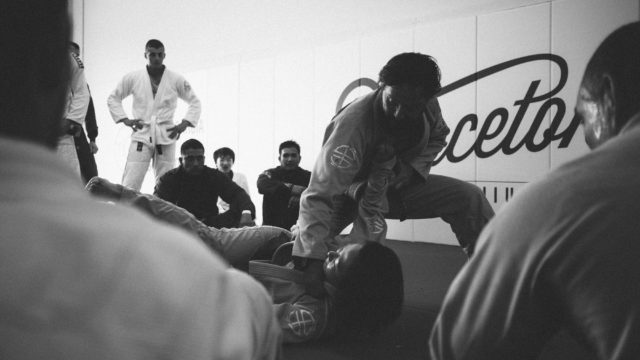 Surfing for BJJ's 'Soft Zone'