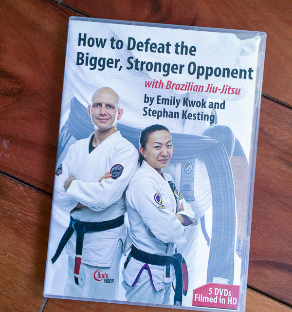 How to Defeat the Bigger, Stronger Opponent (Gi)