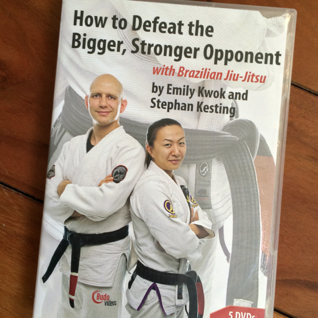 How to Defeat the Bigger, Stronger Opponent Part 3 (No Gi)