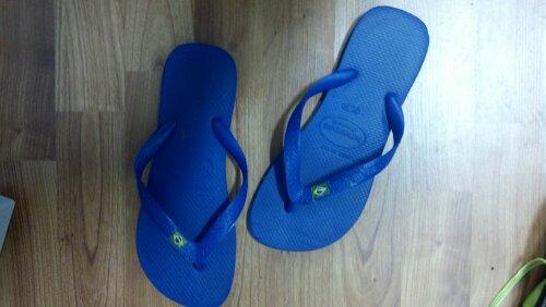 Remember your flip-flops.