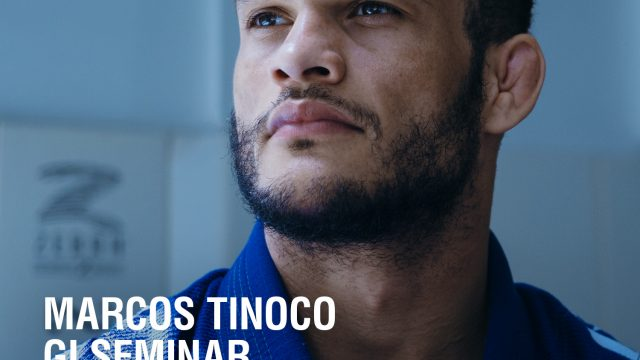 Princeton BJJ is Hosting Marcos Tinoco on Sunday October 15th!