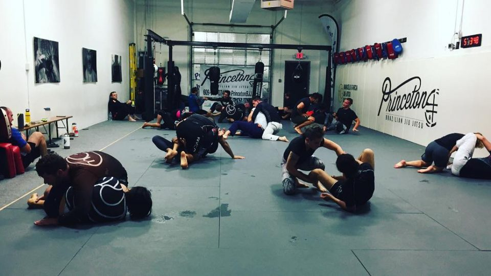Validation in BJJ: Improving, Not Proving Yourself