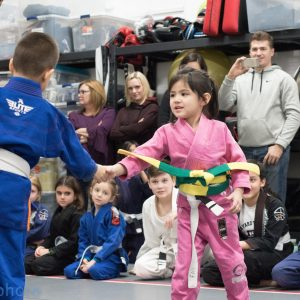 My Child Won't Break and Neither Will Yours: The Insight of a BJJ Parent