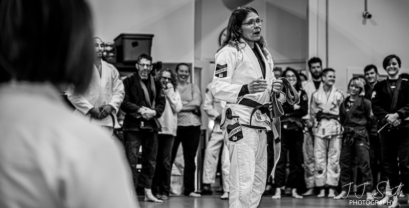 The Mind of a BJJ Black Belt: Cindy Fink