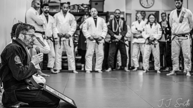 The Mind of a BJJ Black Belt: Jeff Humphrey