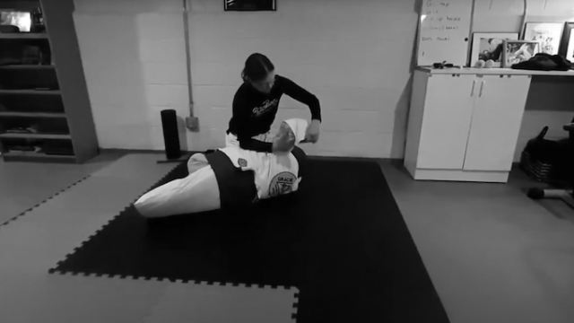 How To Make Your Own Grappling Dummy