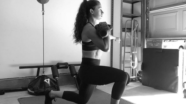 Ascending Strength Workout for BJJ